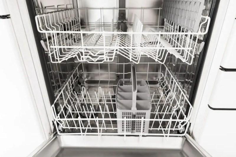 Dishwasher Inside