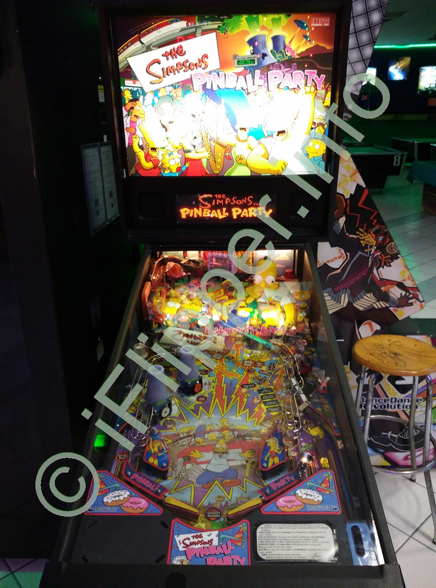 the-simpson-pinball-party