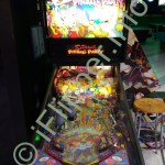 Pinball The Simpson Pinball Party