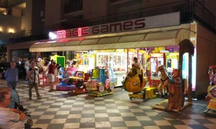 Divertimento allo stato puro alla sala giochi Magic Games