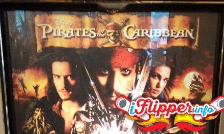 Video Disney's Pirates of The Caribbean