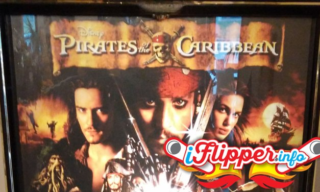 Video Disney's Pirates of The Caribbean