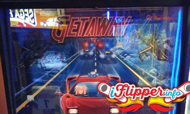 Video The Getaway High Speed II