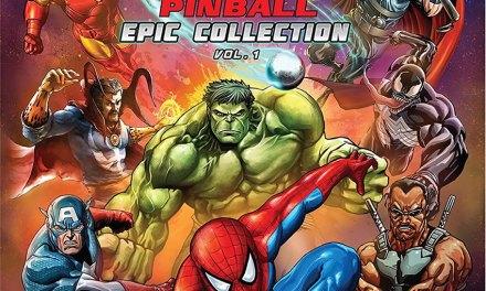 Una raccolta di pinball Marvel dai mitici Zen Studios