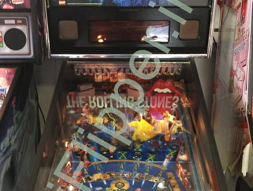 Pinball The Rolling Stones