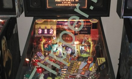 Pinball Ripley's Believe It or Not!
