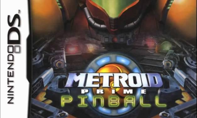 Giocate a flipper nell'universo Metroid sul vostro Nintendo DS