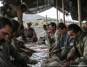ifmat - Kurdish group says Iran behind bombing its Kurdistan Region base