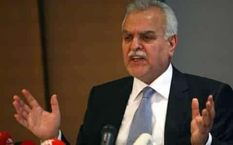 ifmat - Former Iraq vice President Accuses Iran for supporting Al-Qaeda
