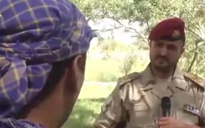 ifmat - Houthi Commander Admits Iran Training Us