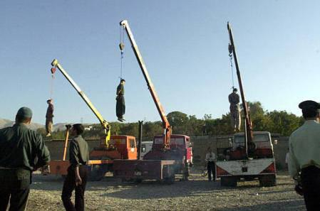 ifmat - Iran Hangs Four Young Men of 22-2 Years old on January 29