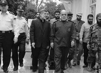 ifmat Iran Regime Ambassador in Iraq Our Frontline Is Mosul, Lebanon, Aleppo and Syria