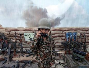 ifmat - Iran Trains Children for War