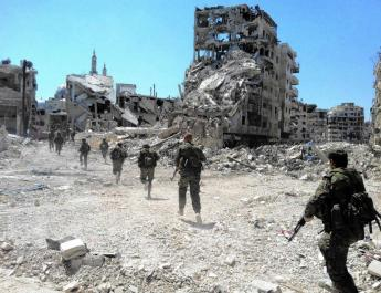 ifmat - Iranian Regime's IRGC and Militia Conspire to Violate the Truce in Syria