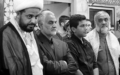 ifmat - IRGC Should Be Treated Like ISIS