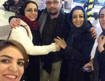 ifmat - In Iran, From Prison to Exile for Posting Jokes on Facebook