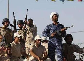 ifmat - Iran Regime's IRGC Affilliated Iraqi Militia Force (PMU), Provides Weapons for ISIS