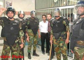 ifmat - Brutal Attack of Guards on Prisoners in Evin Prison