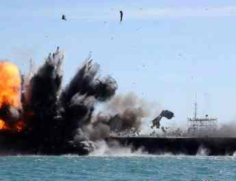 ifmat - Iran Developing Sub Launched Missiles to Combat Ships in Strait of Hormuz