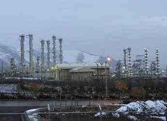 ifmat - Iran Disputes Obligation to Ship out Excess Heavy Water