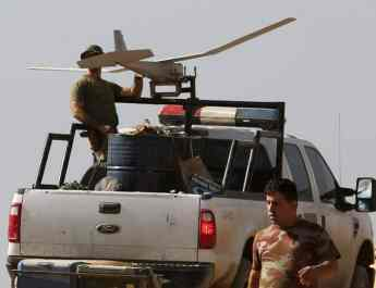ifmat - Iran deploys jamming device to counter drones