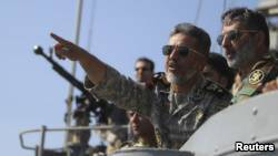 ifmat - Iran's Major Naval Exercise, Missile Tests a 'Standard Practice'