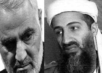 ifmat - Yesterday's Osama Bin Laden, Today's Ghasem Soleimani