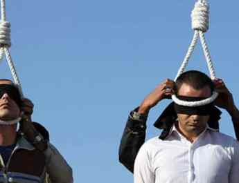 ifmat - Execution of Two Ill Prisoners in Iran