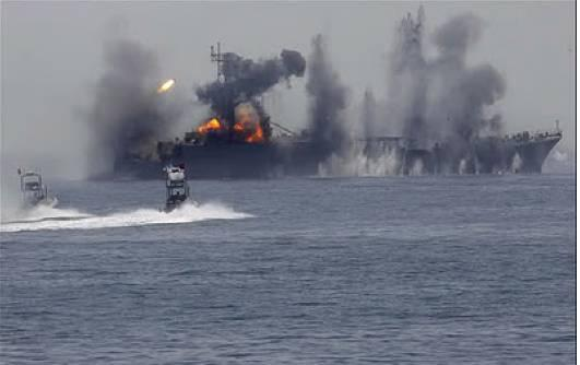 ifmat - IRGC Navy Commander Fadavi American Vessels Will Be Sunk in the Persian Gulf If They Make the Slightest Mistake