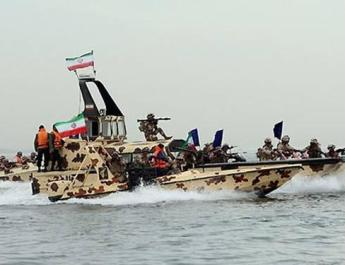 ifmat - IRGC Navy Dispatches Fleet of Warships to Qatar