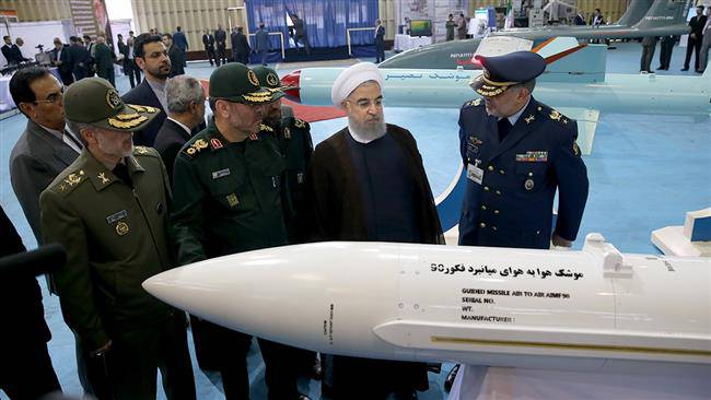 ifmat - Iran showcases 12 new advanced defense projects, products1