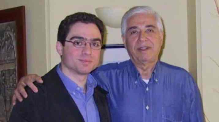 ifmat - Iranian-American family held in Iran