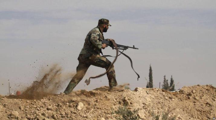 ifmat - Iranian Militia Role in Syria
