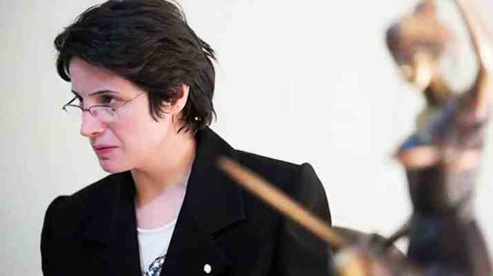 ifmat - Iranian human rights lawyer and former political prisoner Nasrin Sotoudeh has strongly criticized the candidacy of Ebrahim Raisi