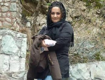 ifmat - Right Activist Atena Daemi on Hunger Strike Against IRGC Sentence