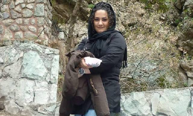 ifmat - Right Activist Atena Daemi on Hunger Strike Against IRGC Sentence