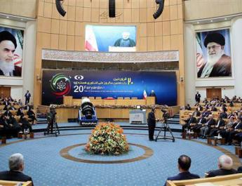 ifmat - Rouhani unveils Iran's new nuclear achievements