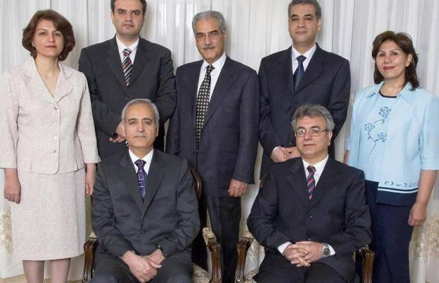 ifmat - These seven people are victims of Iran because of their faith