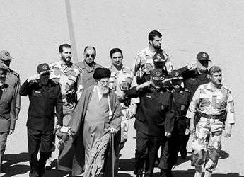 ifmat - Khamenei Anyone Acting Against National Security Will Receive Slap in the Face