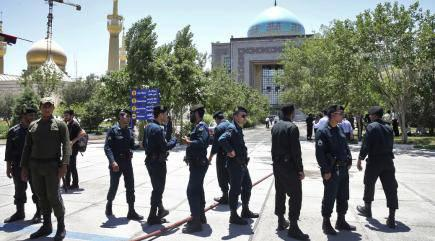 IFMAT - Twin Attacks in Iran Leave 12 People Dead and 42 Injured
