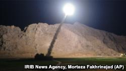 ifmat - Iran Escalates Involvement in Syria With Anti-IS Missile Strike