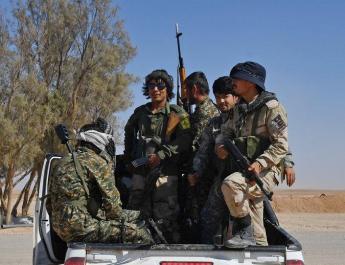 ifmat - Iran Recruited Afghan Refugees to Fight Assads War