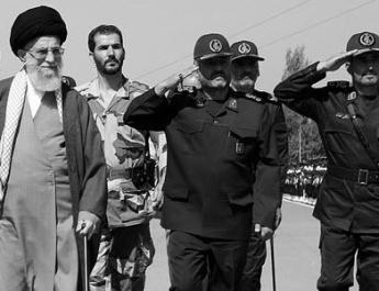 ifmat - Iran Regimes Dead End With Its Revolutionary Guards IRGC