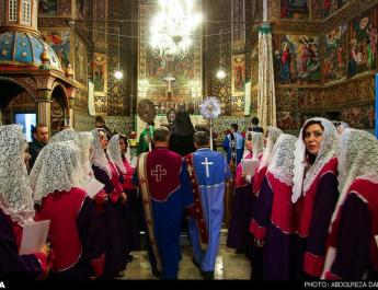 ifmat - 11 Christian Converts Issued Long Prison Sentences in Iran