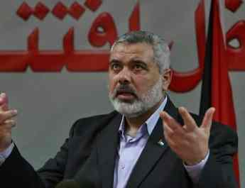 ifmat - Hamas thanks Iran for its support