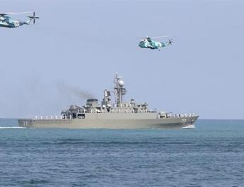 ifmat - Iran Navy holds military drills in Caspian Seaifmat - Iran Navy holds military drills in Caspian Sea