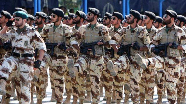 ifmat - Irans Revolutionary Guards will attack US forces in the region