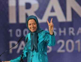 ifmat - Maryam Rajavi Regime Change in Iran Is Necessary and Within Reach