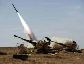 ifmat - Tehrans expanding military capacity