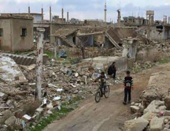 ifmat - Assad and Iran Regime Sabotage Tension Reduction Agreement